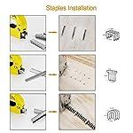 Graffatrice-ManualeTopec-Professionale-3-in-1-Sparapunti-Pistola-per-GraffetteGraffatrice-per-Impieghi-Gravosi-3-vie-Tacker-con-1800-Graffette