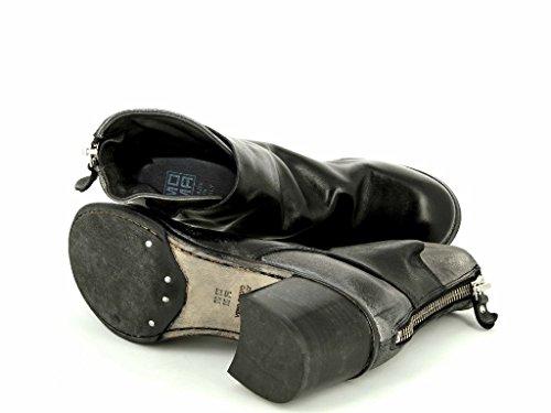 Moma 75603-13 Damen Stiefel in Mittel Schwarz