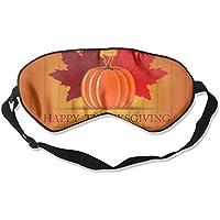 Happy Thanksgiving Maple Leaf 99% Eyeshade Blinders Sleeping Eye Patch Eye Mask Blindfold For Travel Insomnia... preisvergleich bei billige-tabletten.eu