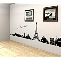 StickieArt - I Love Paris Wall Decal - Medium - 50 x 70 cm - STA-116