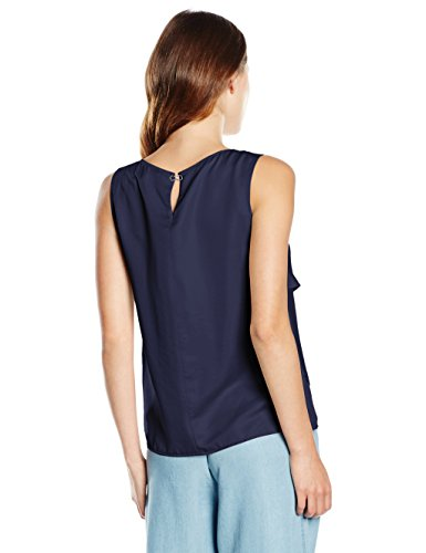 BOSS Casual Damen Top Kasimmy Blau (Dark Blue 407)