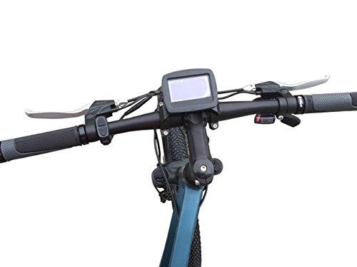 MTB E Bike »Downhill«, 28 Zoll, 350 Watt Elektromotor, Elektrofahrrad, Pedelec kaufen, 10-Gang Shimano Gangschaltung, E Fahrrad