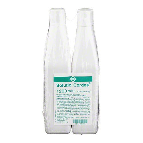 SOLUTIO CORDES, 2X600 ml