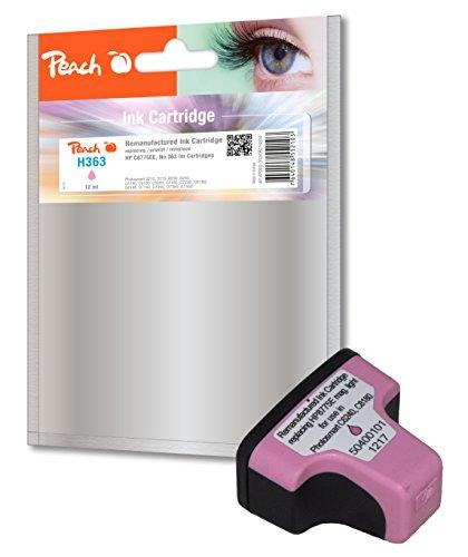 Preisvergleich Produktbild Peach Tintenpatrone magenta light kompatibel zu HP No. 363, C8775EE