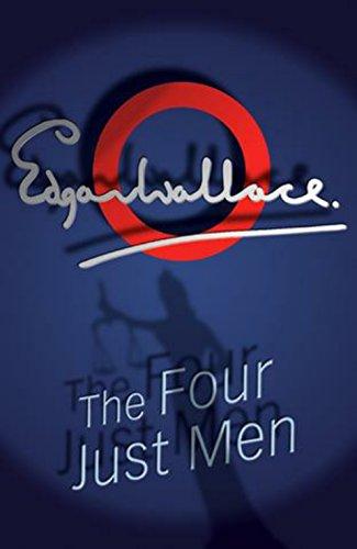 four-just-men-english-edition