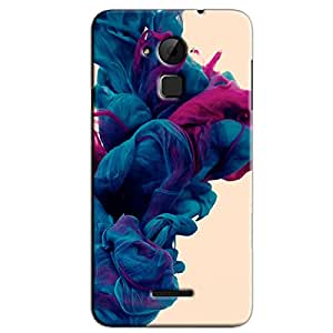 Blue Smoke Back Cover for COOLPAD Note 3