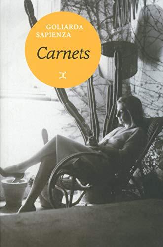 Carnets par Goliarda Sapienza