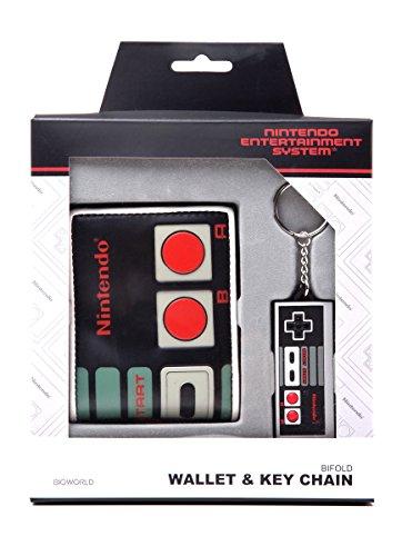 Nintendo Gift Set Portafoglio & Portachiavi