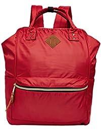 Diana Korr 15 Ltrs Red School Backpack (DK137BRED)