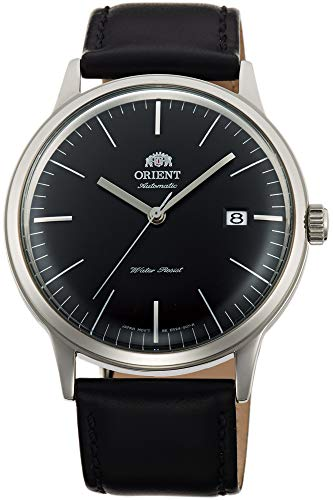 Orient Mens Analogue Automatic Watch with Leather Strap FAC0000DB0