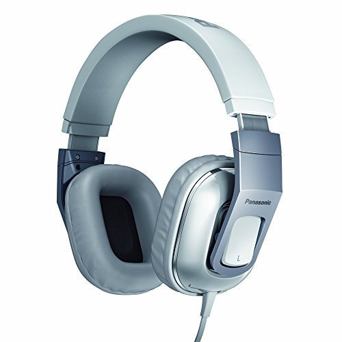 Panasonic HT480 On-Ear Stereo Headphone Headset With Mic for iPod / iPhone / iPad - RP-HT480CPPW White  available at amazon for Rs.1499