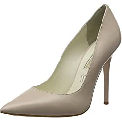 Buffalo 11335x-269 L, Zapatos de Tacón para Mujer, Beige (Nude 42 000), 38 EU