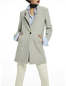 Scotch & Soda Maison Bonded Wool Coat, Chaqueta para Mujer