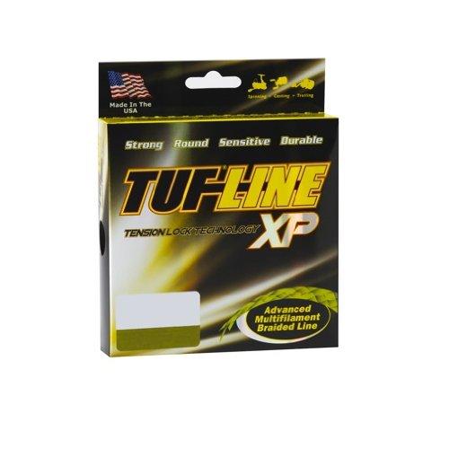 Tuf Line XP Angelschnur, 150 m, grün, 150-Yard/130-Pound -