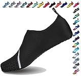BOLOG Zapatos de Niño Zapatos de Agua de Natación Infantil para Niños Niñas Adolescentes Slip on Suave Descalzo Aqua...