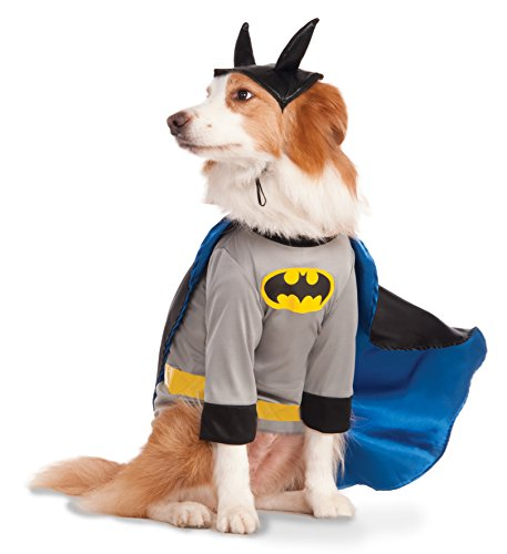 Offizielles Rubie 's DC Batman Pet Dog Kostüm, Big Dog