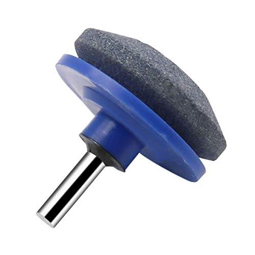 Banbie Rasenmäher-Messerschärfer Rotary Drill Blade Sharpener Rasenmäher Sharpener Blade Sharpener