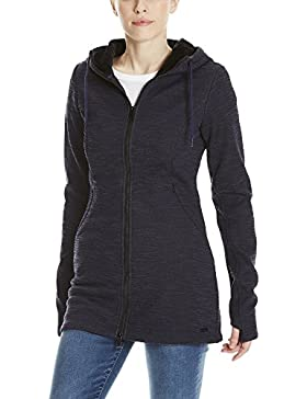 Bench Bonded Long Velvet Jacket, Abrigo para Mujer