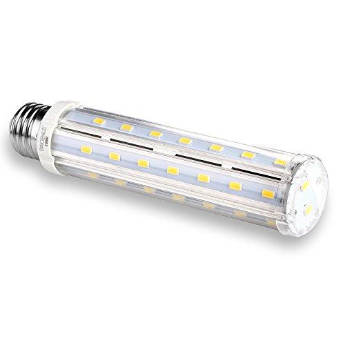 15W E27 LED Mais Birne Beleuchtung, Weiß 6000K Energiesparlampe Leuchtmittel Maiskolben Ersatz 100W Glühlampe für Küche, Schlafzimmer, Hängendes Licht, Ankleidezimmer, Bad, Wohnzimmer, Schlafzimmer, Esszimmer (Bad-wärme-lampen)