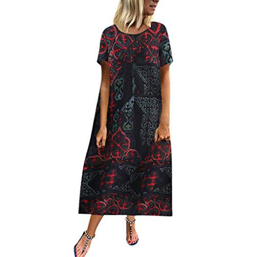 TOPSELD Kleid Kleid Damen Damen Kleid 50er Jahre Kleid Kleid Kleid mädchen Rockabilly Kleid Petticoat Kleid Kleid schwarz - Womens Seamless Tight Tank