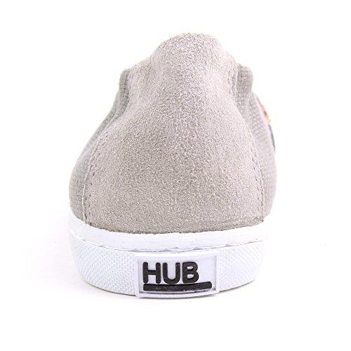 HUB Fuji Canvas Greyish White Grau