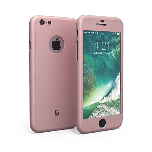 custodia cover iphone 6s 360 gradi