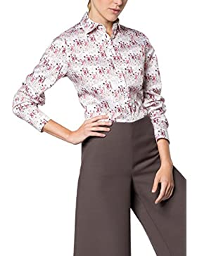ETERNA Blouse for tall women COMFORT FIT printed