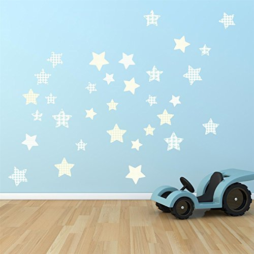 supertogether-blue-patterned-stars-childrens-wall-stickers-kids-boys-and-girls-bedroom-vinyl-decals-