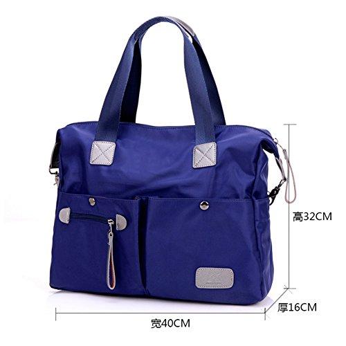 borsa di tela/Borse/borsetta/borsa a tracolla/Messenger Bag/Oxford borsa di tela per il tempo libero-D A