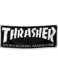 Thrasher Skate Mag black Bandera