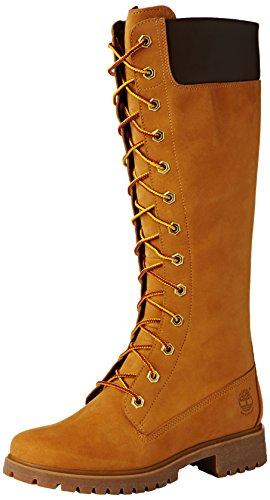 Timberland - Premium 14 Zip, Stivali Donna Marrone