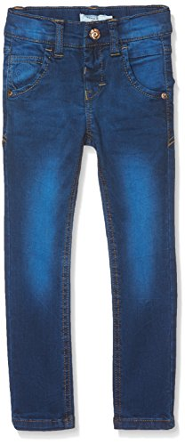 NAME IT Baby-Jungen Jeans Nitti Skinny Dnm Pant M Nmt Noos, Blau (Medium Blue Denim), 104