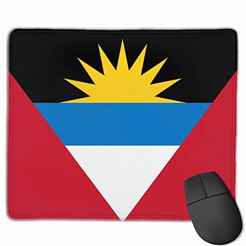 tional Flag Personalized Design Mouse Pad Gaming Mouse Pad mit vernähten Kanten Mauspad, rutschfeste Gummiunterseite, 24,8 x 30,5 cm, 3 mm dick - Best Gift Idea ()