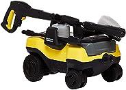 Pressure Washer 120bar, 1600W 4 Wheel Design for Car & Home Cleaning, Karcher K3 Follo