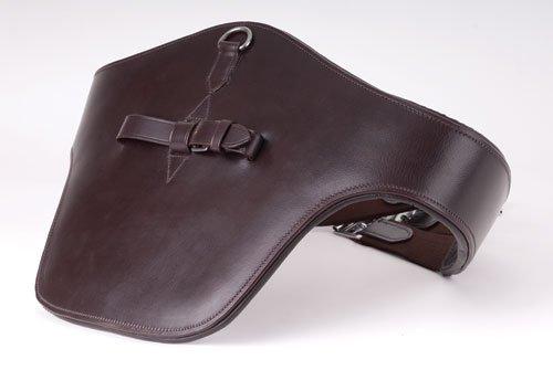 Windsor Equestrian Horses Leather Stud Guard 1