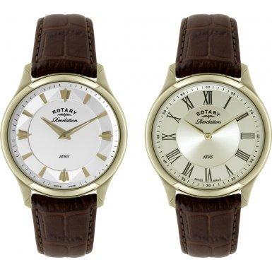 Rotary GS02966-06-09 Reloj de Hombres