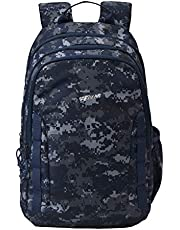 F Gear Military Raider  Polyester 30 Ltrs Marpat Navy Digital Camo Casual Backpack (2810)