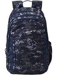 F Gear Raider Marpat Navy Digital Camo 30 Liter Backpack with Rain Cover (2810)