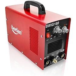 Berlan WIG/TIG Inverter Schweißgerät 180A - BWIG180