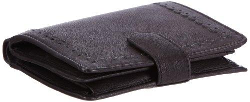 Bodenschatz Pescara 4-913 PC 01, Portafoglio donna, 11x13x2 cm (L x A x P), Nero (Schwarz (black)), 11x13x2 cm (L x A x P) Nero (Schwarz (black))