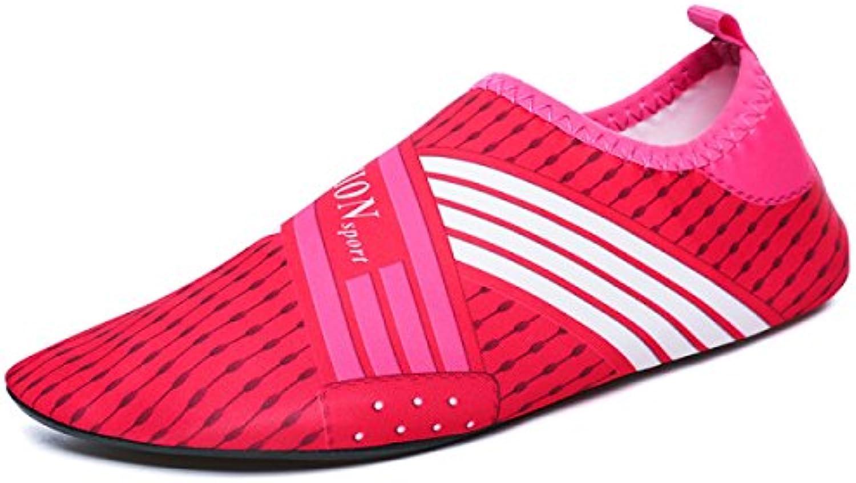 POSEDO Badeschuhe Herren Und Damen Surf Schuhe Schwimmen Schuhe Strand Schuhe Einschließlich Aller Größen Der
