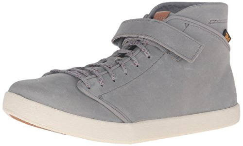 Teva Damen Willow Chukka Boots, Grau (Wild Dove-Wlddwild Dove-Wldd), 37 EU (Wild Willow)
