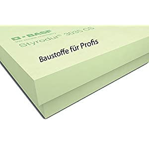BASF Styrodur 3035CS 80mm 3,75m² Paket XPS