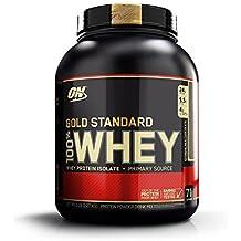 Optimum Nutrition Gold Standard 100% Whey Suplemento para Deportistas - 2270 g