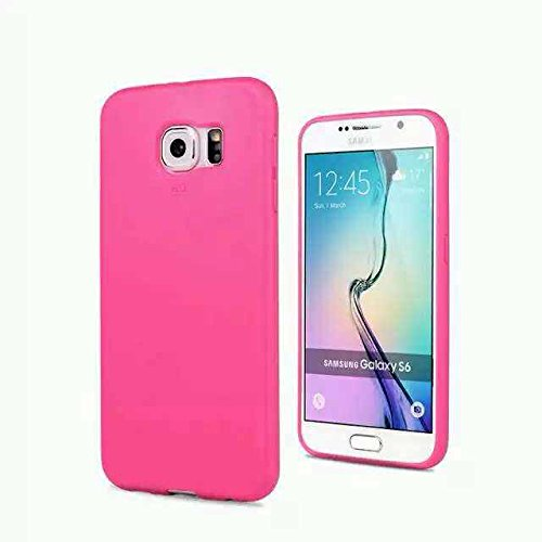 Price comparison product image Top Quality Samsung S7 Case Cover, Samsung Galaxy S7 Ultra Thin Soft TPU Silicone Gel Back Case (PINK) Cover Skin