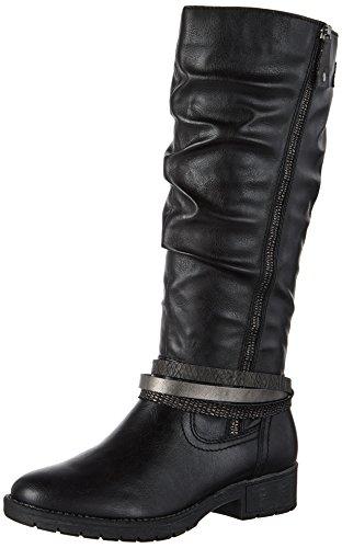 Softline 25660, Stivali Donna Nero (Black)