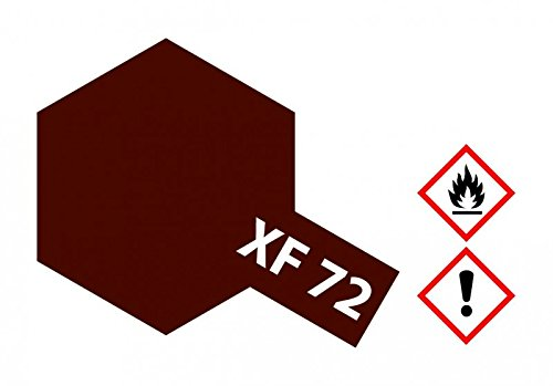 TAMIYA Acrylic XF72 Braun Matt 10ML
