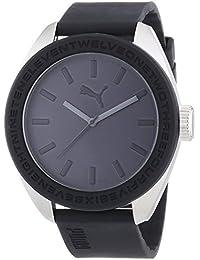 PUMA TIME Herren-Armbanduhr XL U-TURN Analog Quarz Resin PU103731001