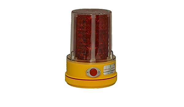 P36LM 36 LED RED PORTABLE SAFETY LIGHTS PERSONAL HAZARD EMERGENCY WARNING LIGHT