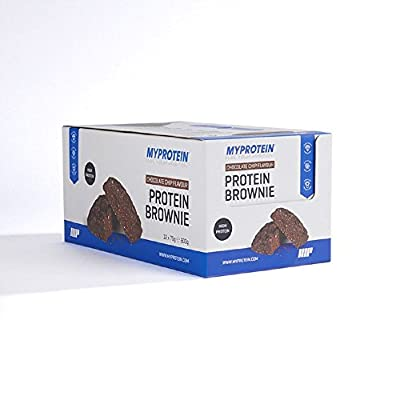 MyProtein - Protein Brownie - 1 Box of 12 x 75g by MyProtein